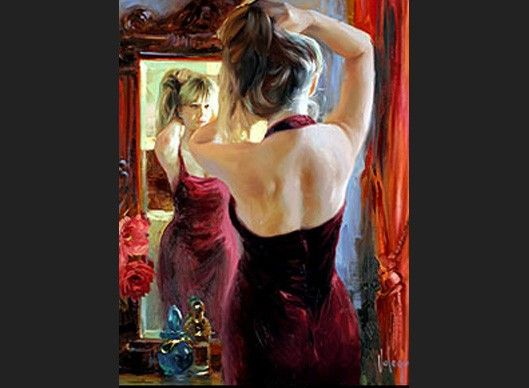 Vladimir Volegov reflection
