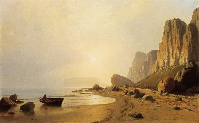 William Bradford The Coast of Labrador ii