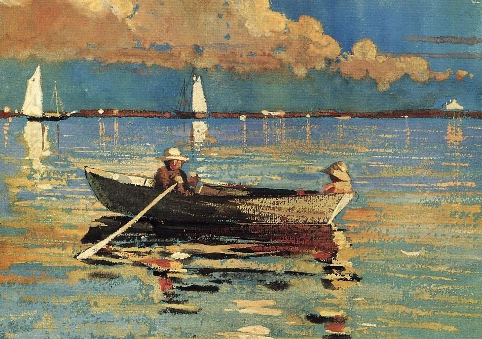 Winslow Homer Gloucester Harbor