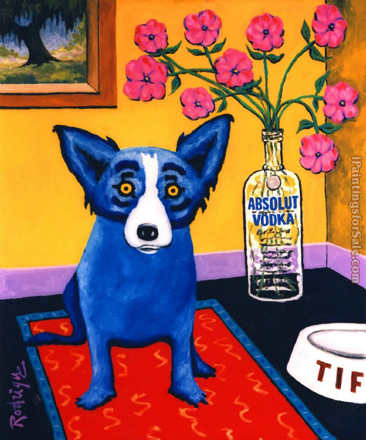 Unknown Artist Absolut Rodrigue