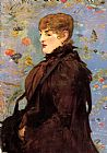 Edouard Manet Autumn painting