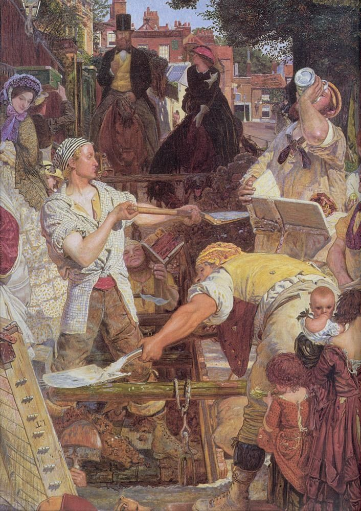 Ford Madox Brown Work2