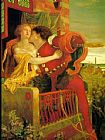 Ford Madox Brown Romeo and Juliet painting