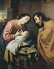 Francisco de Zurbaran Rest on the flight to Egypt painting