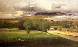 George Inness Sacco Ford Conway Meadows painting