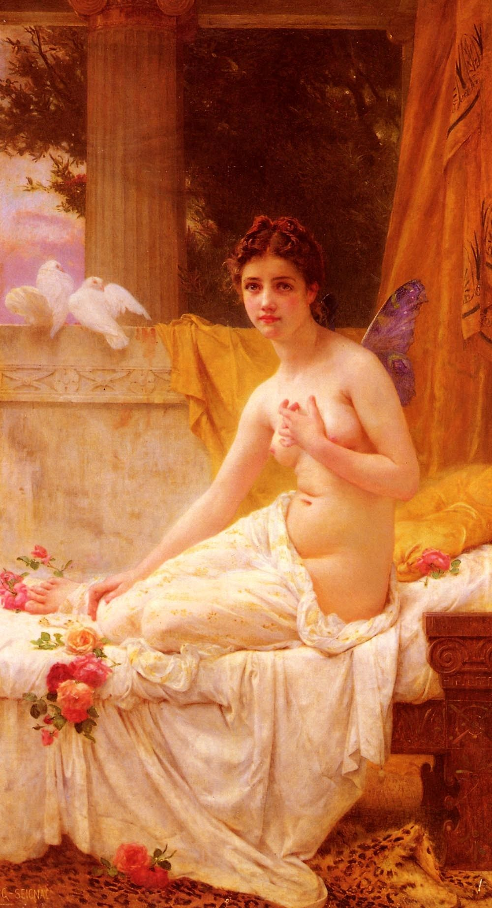 Guillaume Seignac Psyche