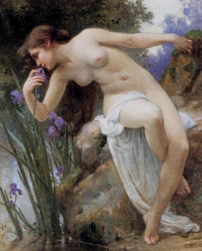 Guillaume Seignac The Fragrant Iris