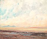 Gustave Courbet Marine painting