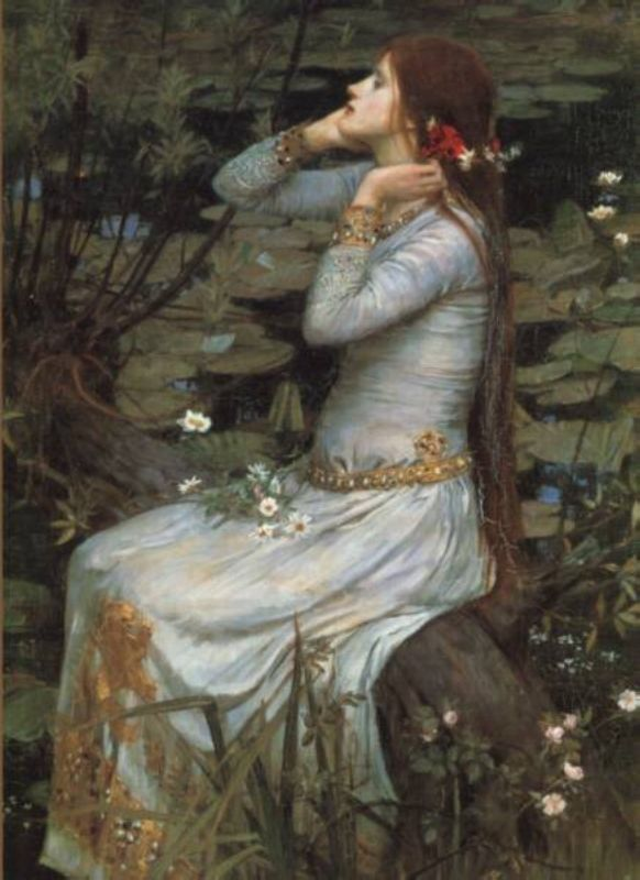 John William Waterhouse Waterhouse Ophelia