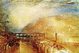 Seascapes paintings - Heidelberg by Joseph Mallord William Turner