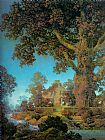 Maxfield Parrish Morning Light painting