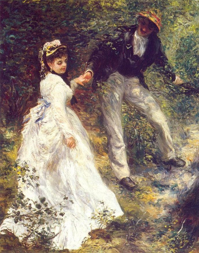 Renoir paintings quotes quotesgram for Auguste renoir