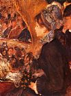 Pierre Auguste Renoir At The Theatre painting