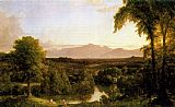 Thomas Cole View on the Catskill - Early Autumn painting