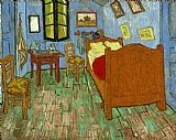 Vincent van Gogh The Bedroom painting