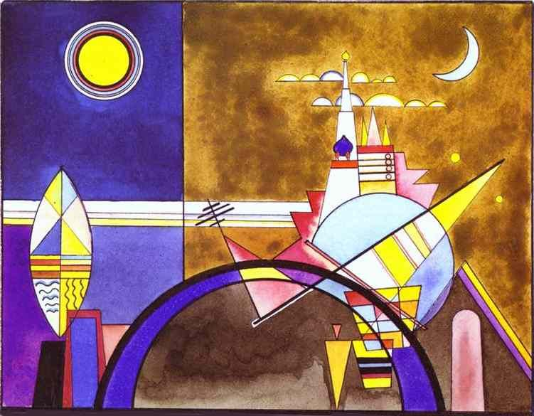 Wassily Kandinsky Picture XVI