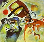 Wassily Kandinsky Picture with a Black Arch painting