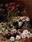 Claude Monet Monet Spring Flowers painting