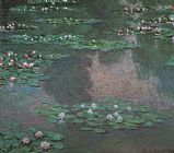 Claude Monet Monet Water Lillies I painting