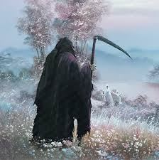 Unknown Artist Grim Reaper