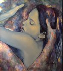 Unknown Artist Romance with a Chimera Dorina Costras painting
